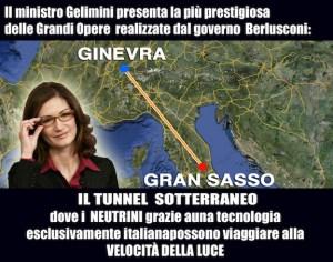 Misteri d'Italia:  Landini dà ragione alla Gelmini
