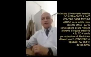 BORGARO - Medico negazionista della pandemia covid: Procura apre indagine per procurato allarme
