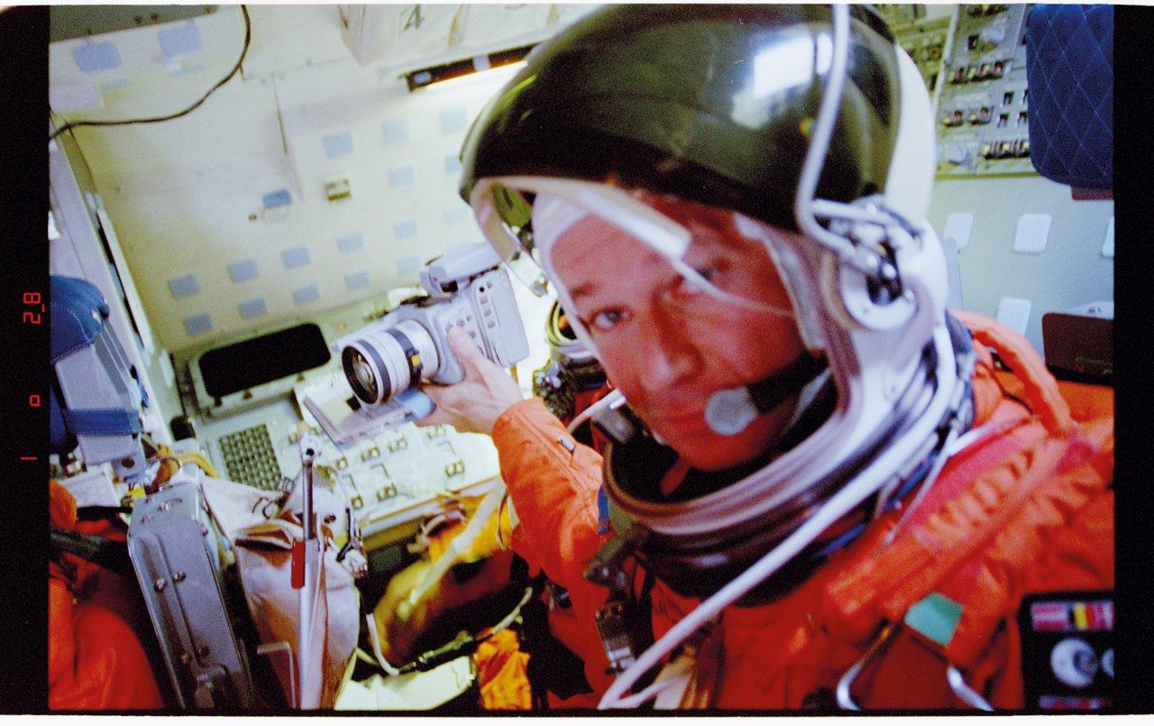 Maurizio Cheli STS-75