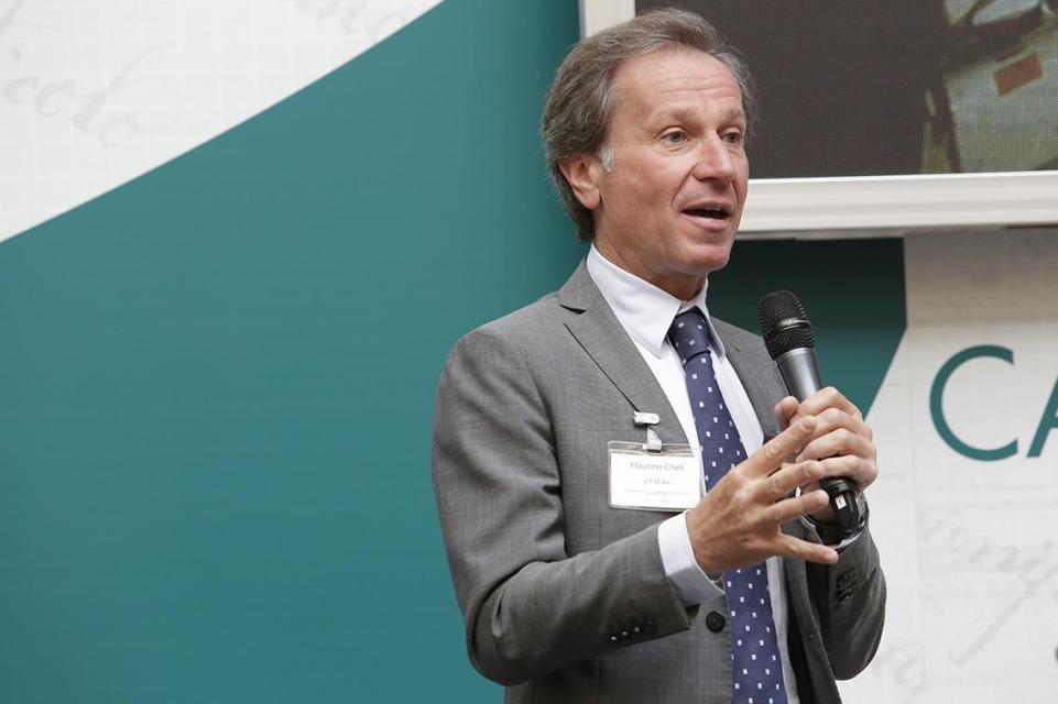 Maurizio Cheli conferenza