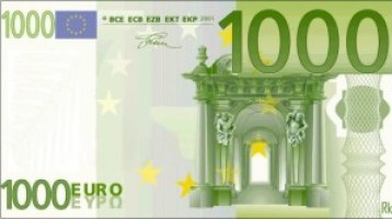 1000 euro