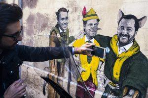 Lega: Salvini è il re dei trecartari, ma chi ci casca è peggio di lui…