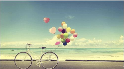 Bicicletta-mare