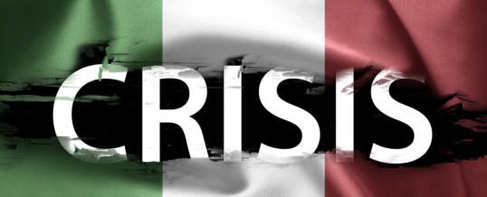 Prima o poi l'Italia si riprenderà?
