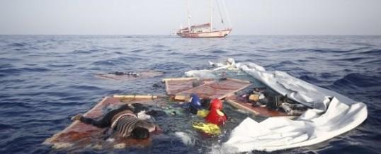 Migranti: annegati madre e figlio… restiamo umani, quelle morti esigono rispetto…