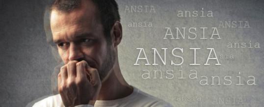 Se l'ansia nasconde la voglia di vivere:  È una delle emozioni più difficili da vivere