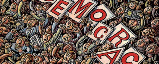 2. Dietro la crisi della democrazia cosa c'è?