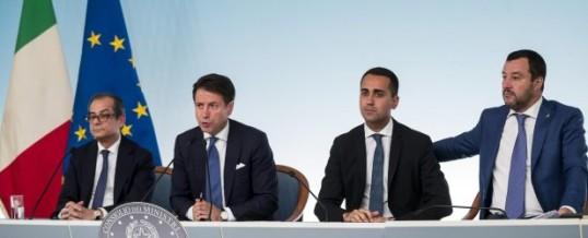 Italiani: ma chi cxxxo abbiamo mandato al Governo?