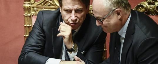 Italia: debito record di ulteriori 100 miliardi di deficit, mentre sul governo pende la grande incognita del Mes…