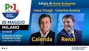 Calenda e Renzi: rischiano di fare la stupidaggine della vita. Non è dal moderatismo che verrà la vittoria sulla destra…