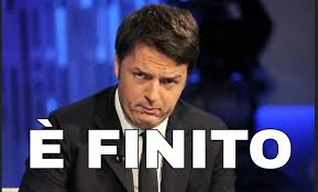 """""""Renzi è un leader finito…"""""""