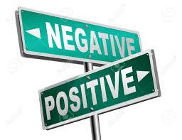 Negativo o Positivo…