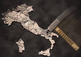 Italia: ce la meritiamo tutta, la recessione. E il peggio deve ancora arrivare…