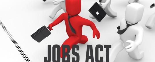 LA MATEMATICA NON E' UN'OPINIONE: i numeri  rivelano il doping del Jobs Act