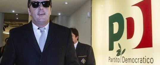 PD: Altre strade? No, grazie. Renzi resta nel Pd e prova a distruggere quel (poco) che ne rimane…