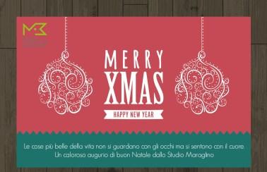 Buon Natale Maurizio Maraglino