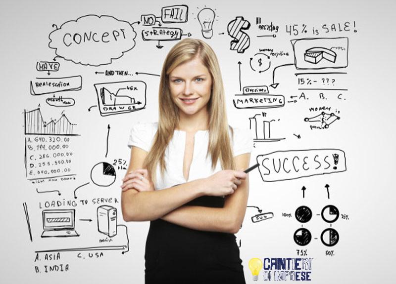 Bando Innovazione : Come intercettare 40mila euro per l'imprenditorialità femminile