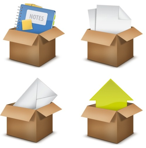 Freebies Icons - Icon Lab - Build Your Own Box