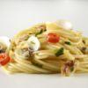 Spaghetti ao vongole Livro Chefs Pasta Chef: Tonino Grieco