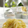 Tonnnarelli cacio e peppe tradizionali Osteria del Pettirosso Chef: Marco Renzeti