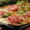 Pizza Margherita José Menino Botequim Chef: Marcia Fukelman