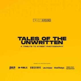 Tales of the Unwritten: autori selezionati e copertina