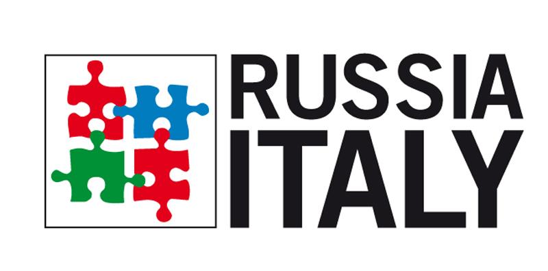 LOGO RUSSIA ITALY