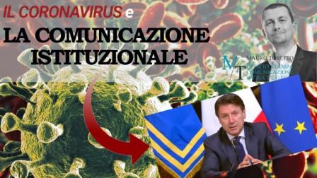 Coronavirus e le conferenze stampa notturne. L'importanza della comunicazione istituzionale