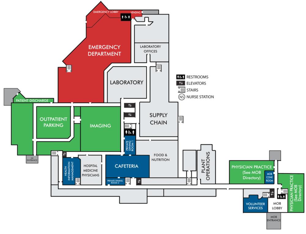 medium resolution of ground floor map
