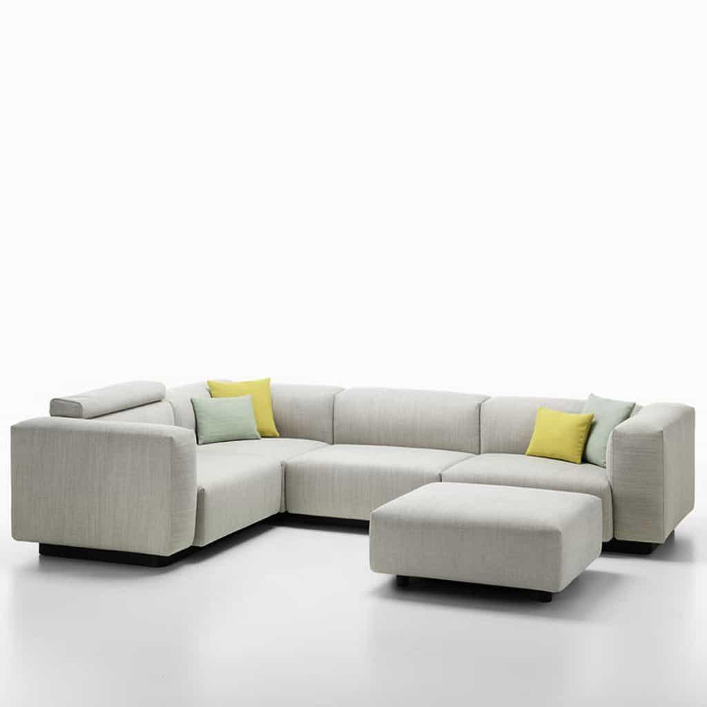 vitra sofa modular corner lounge with bed brisbane neuheiten bei nennmann objekt und wohneinrichtungen