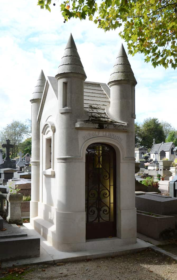 Getting Out of Your Furnished Rut  Mausoleumscom