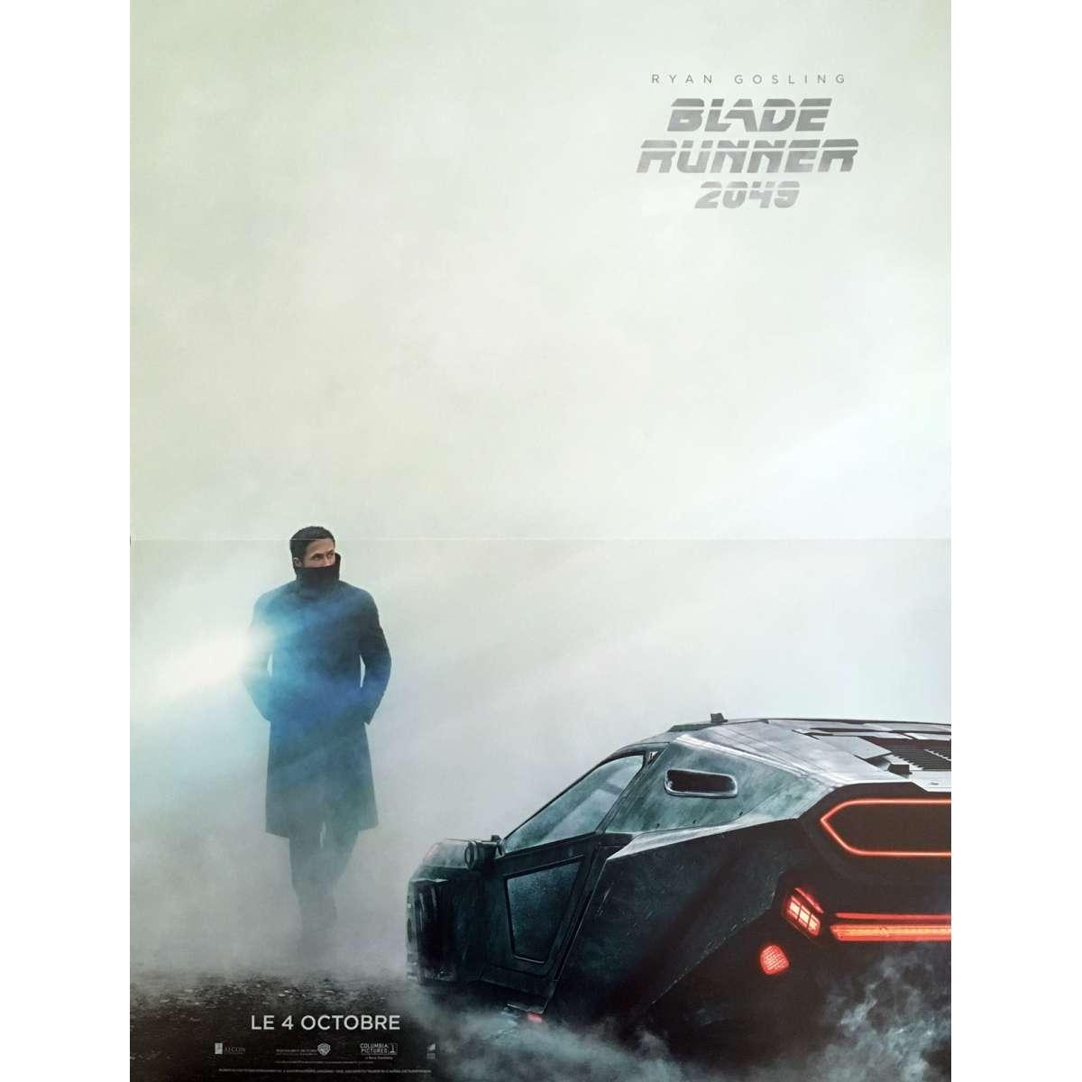 BLADE RUNNER 2049 Movie Poster 15x21 in.