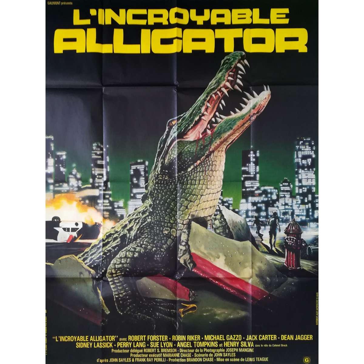 alligator original movie poster