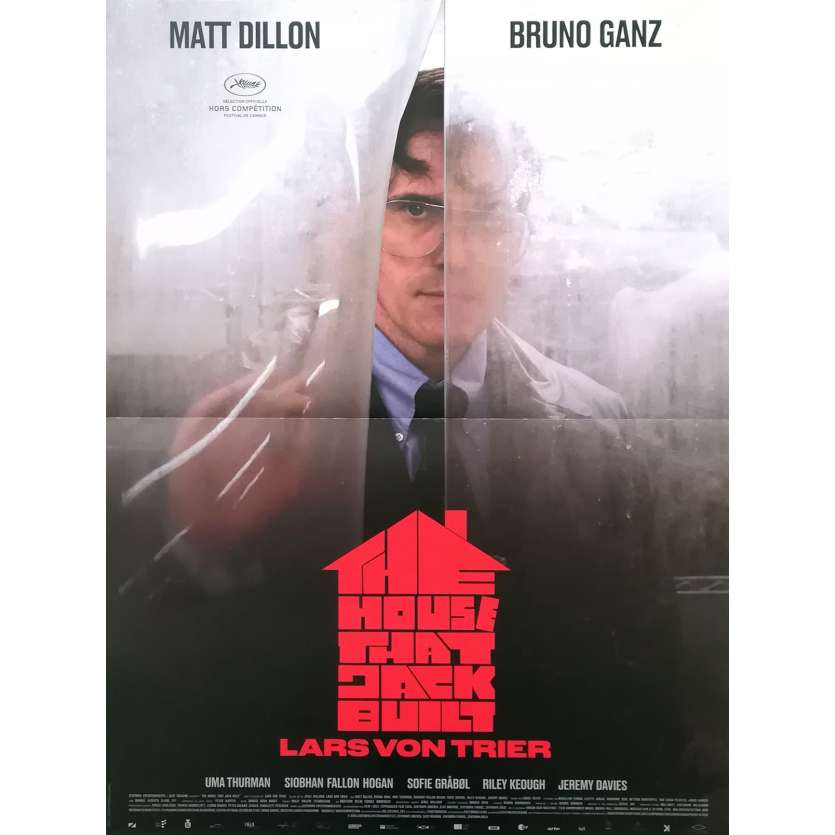 THE HOUSE THAT JACK BUILT Movie Poster 15x21 in.