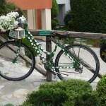 A bike in Kastoria