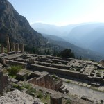 Apollon's temple (Delphi)