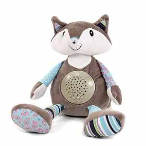 Nuby Light and Sound Sleep Aid Projecteur musical