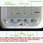 shiyueNB Child LED Alarm Clock wekker Digital Alarm Clock Cartoon Wake-up Light Reveil Watch 18