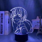 Lampe Illusion 3D Led Veilleuse Anime Food Wars Shokugeki No Soma Led Veilleuse Pour La Maison Décor De La Chambre Veilleuse
