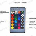 Veilleuse 3D Lion LED magique, télécommande à changement de couleur – Cadeau créatif pour enfants