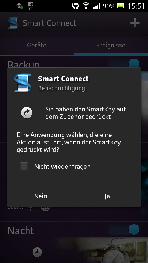 Smart Connect Pop-Up