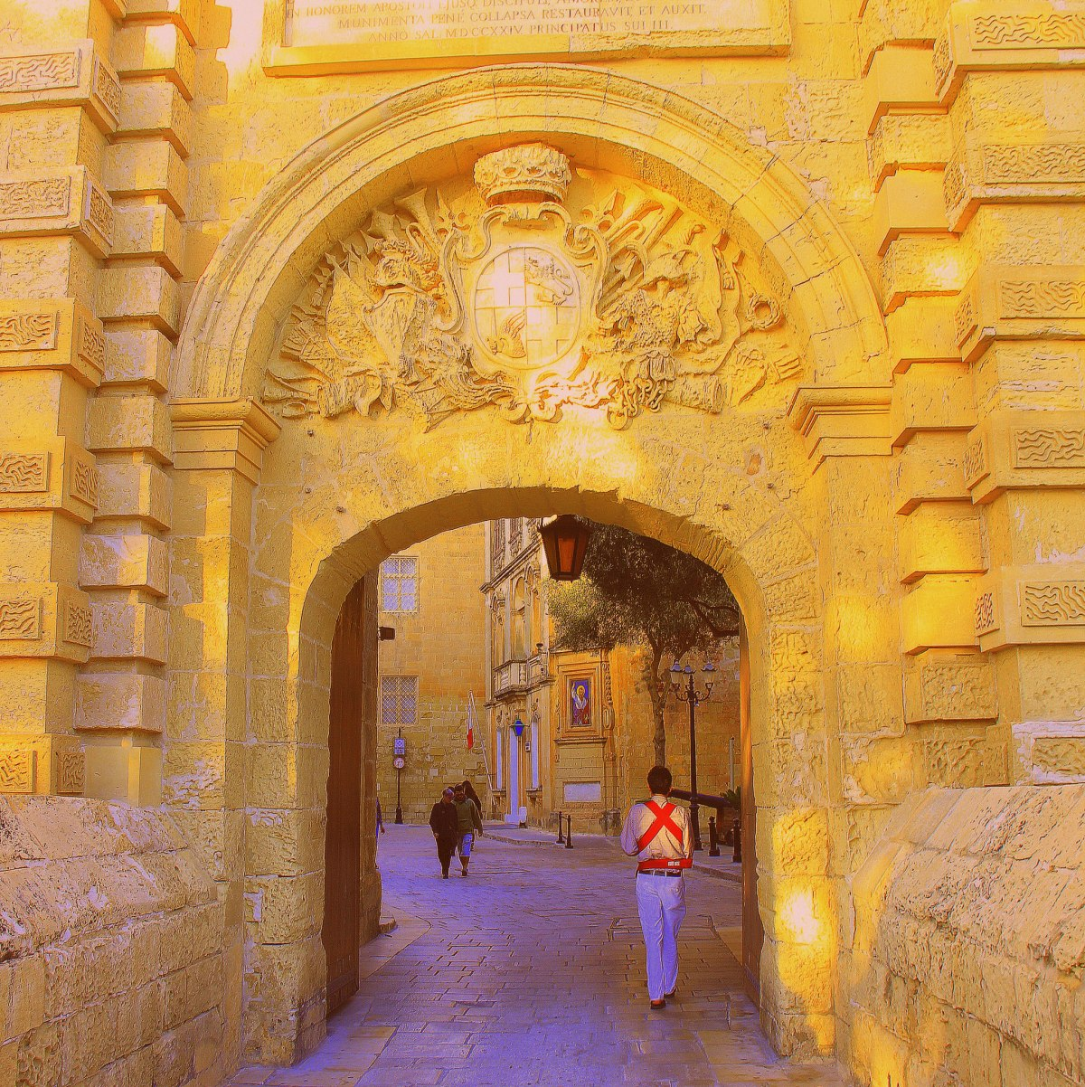 Game of Thrones has been filmed at Mdina