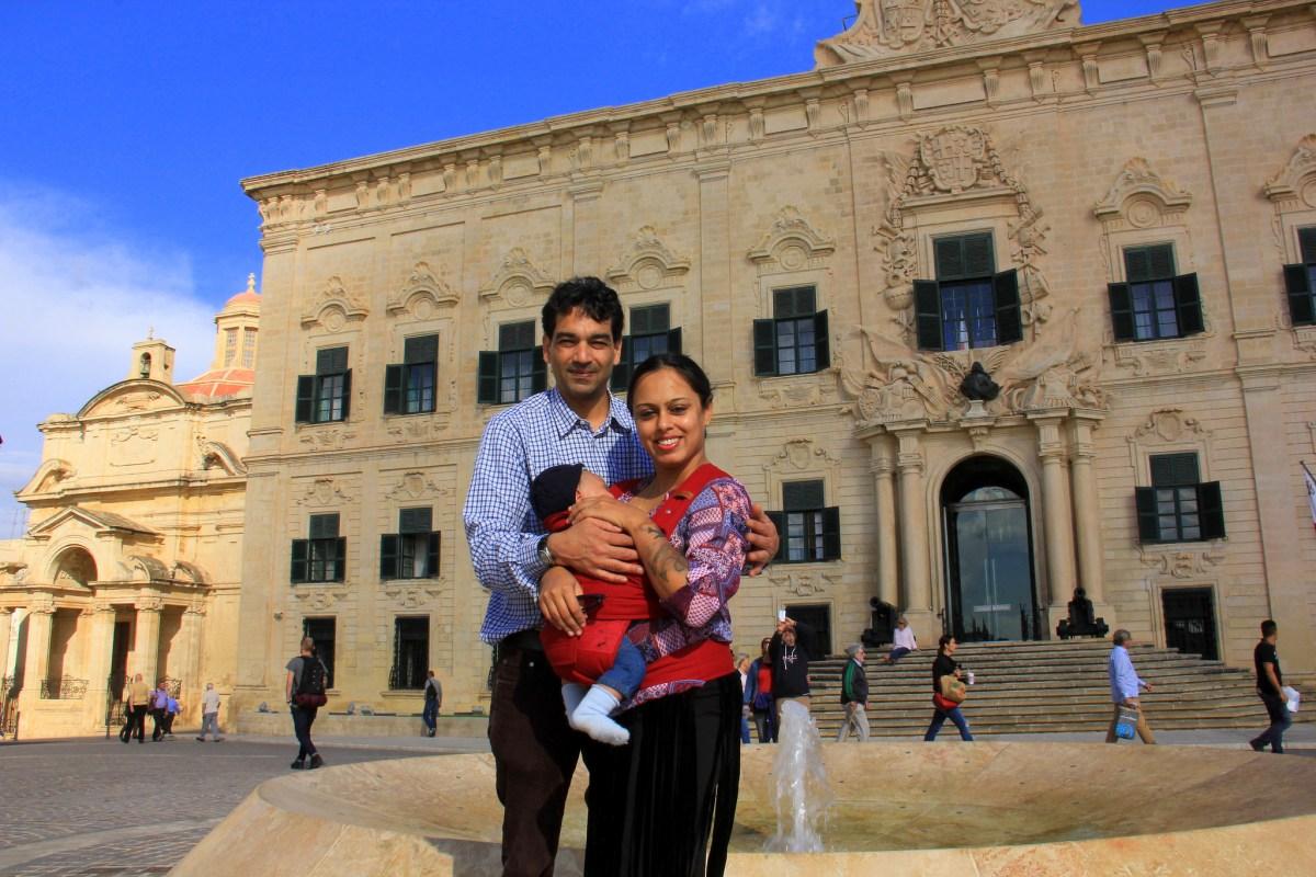 Valetta is the capital city of Malta