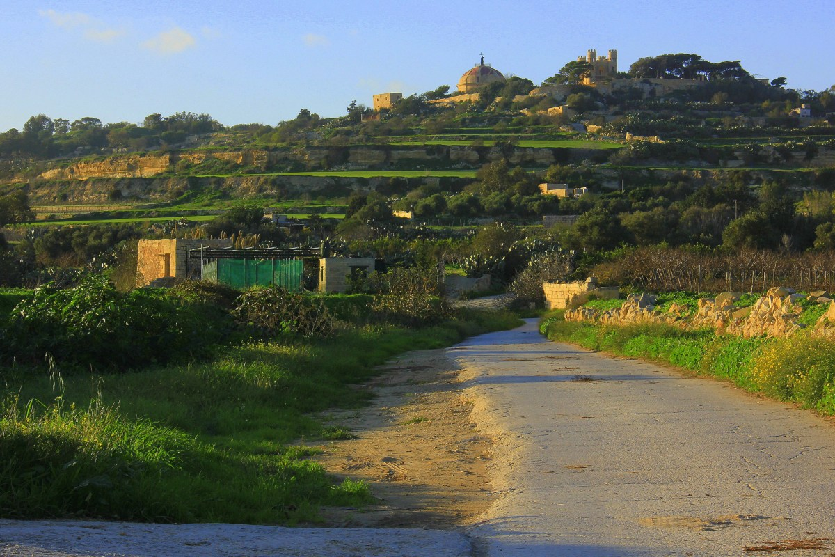Mdina was settled by the Phoenicians