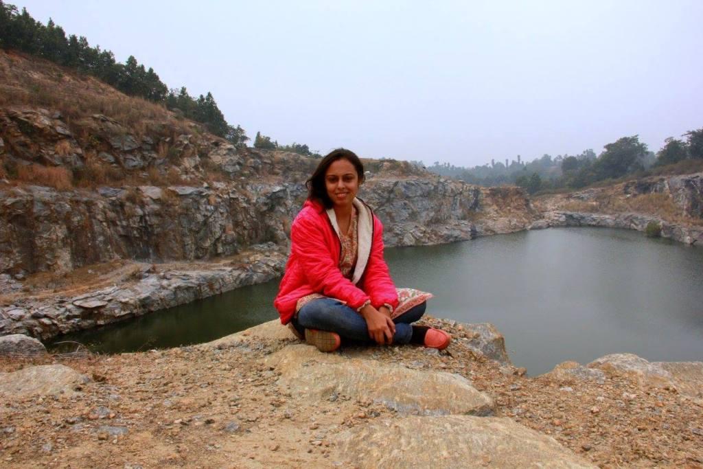 Marble Lake in Purulia