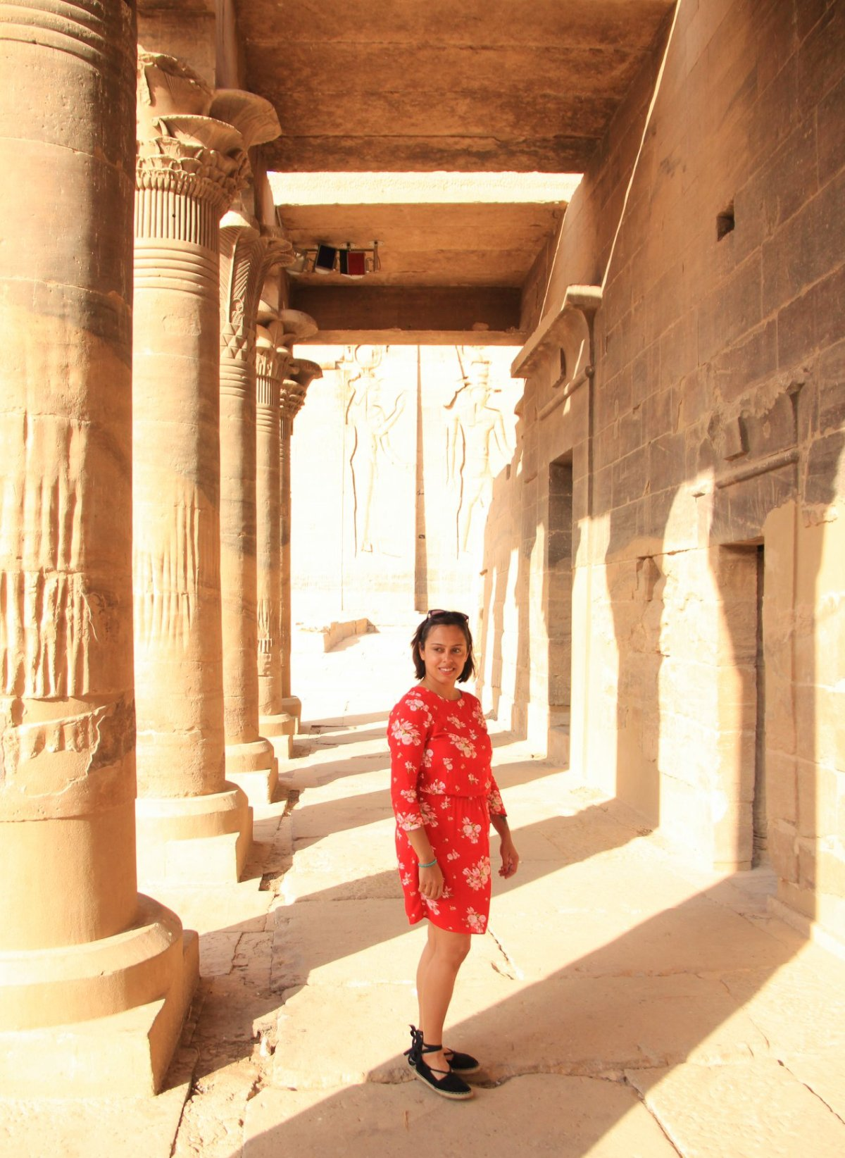 A visit to the philae temple is a must according to every aswan guide