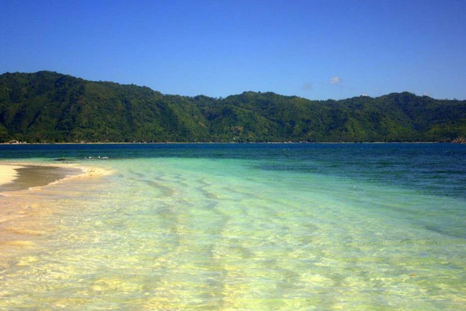 gili islands are near lombok