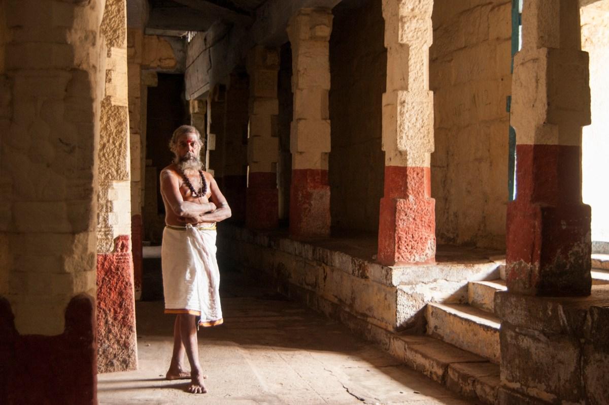 Srirangam Temple is the heart of Dravidian Vaishnav culture