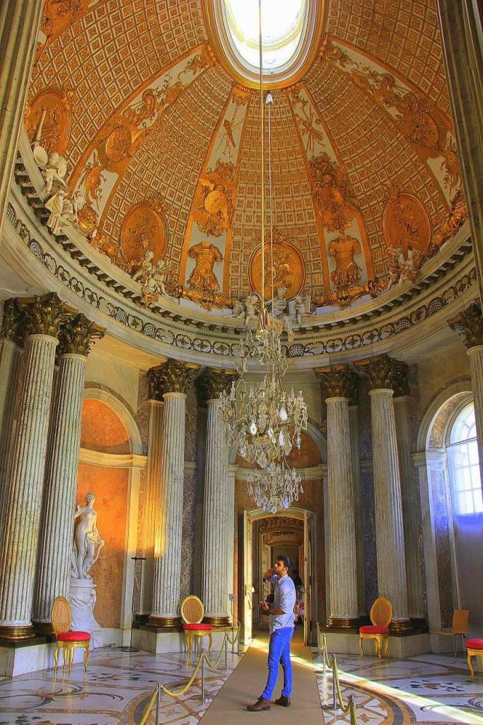 Sanssouci Palace summer retreat