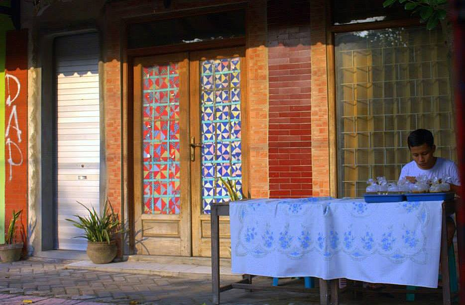 batik workshop of Yogyakarta